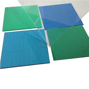 Protezione Pc Solid Panel Uv Protected Lastra in policarbonato