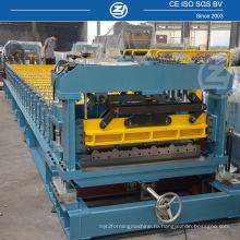 Профилегибочная машина для производства кровельной плитки с ISO