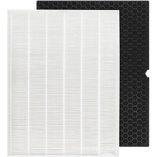 1017305 Filter Filtrete Active Carbon Filter Smoke  Carbon Cabin Filters for Winix 5500-2 Air Purifier