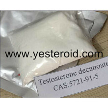 99,6% Testosterona esteróide Decanoate do pó do crescimento do músculo da pureza superior