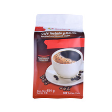 Kompos Ramah Lingkungan Biodegradable Vacuum Seal Coffee Tea Packaging Bags