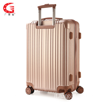 Borsa trolley trolley rigida in ABS all'ingrosso