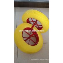 neumático y llanta de la carretilla 4.80 / 4.00-8
