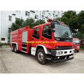 15 CBM 10 Wheeler Combined Fire Trucks