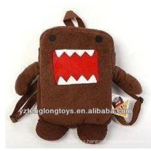 Fábrica al por mayor de animales en forma de mochila mochila mochila Brown Bear