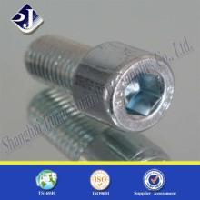 DIN912 / ISO4762 Tornillo de casquillo hexagonal Tornillo Allen