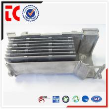 O revestimento de fundição de alumínio do produto chinês quente o mais vendido conduziu o dissipador de calor de alumínio para o led