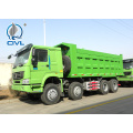 Camion benne Sinotruck HOWO7 8x4