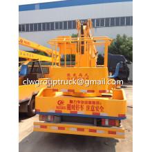 Camion plate-forme élévatrice de Dongfeng DFAC 18-22m
