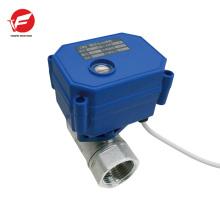 The most durablemotorized 12v flow pneumatic proportional control valve