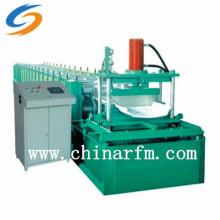 Machine de formage de rouleaux Jch en acier de couleur