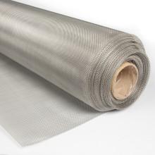 Fornecedor do fabricante de China 304 316 malha tecida de aço inoxidável