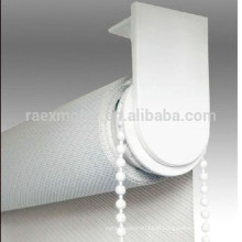 Window Roller blind accessory with 38mm tube and plastic chain
