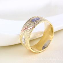11746 мода простой многоцветный цветок выгравированы ювелирные изделия палец кольцо для женщин или девочек