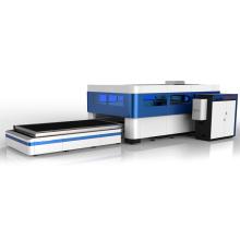 Máquina láser de fibra CNC para corte de metales