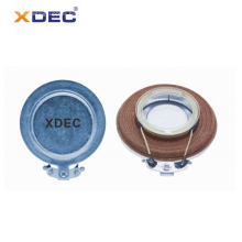 ODM OEM factory 44mm 4ohm 15w vibrration speaker