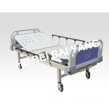 (A-101) Cama de hospital manual de duas funções manual