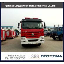 Camión de extinción de incendios HOWO 8000L Emergency and Rescue