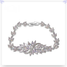 Crystal Jewelry Fashion Accessories Copper Bracelet (AB199)