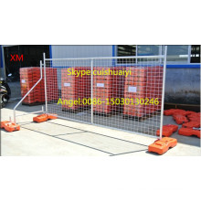 Australia Standard as 4687-2007 Galvanized Temporary Removal Portable Fence