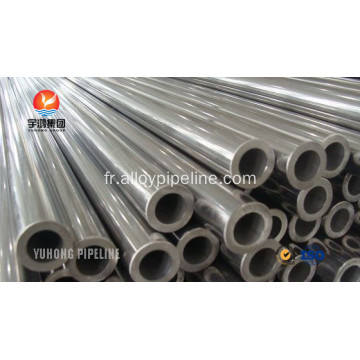 Alliage de nickel Pipe Monel K500