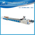 WPC Profile Production Line / Machine with Ce