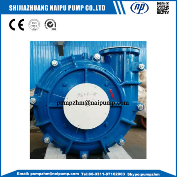 AH high chrome liners pump slurry