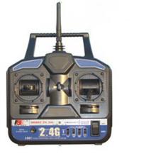 Flysky FS-T4B 2.4G 4CH transmitter for airplane