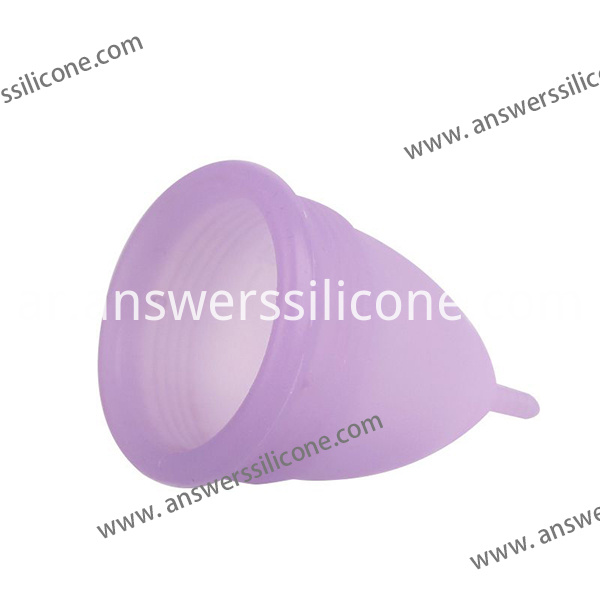 Reusable Liquid Silicone Cup