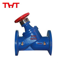 Одобренный CE воды балансировочный Клапан полный порт кованые Клапан баланса высокого качества