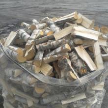 80x120cm 1000L Brennholz Netztasche