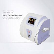 ¡Caliente! Equipo láser de tratamiento médico de 30Mhz para arañas vasculares