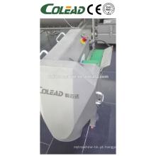 SUS304 folha de aço inoxidável cortador de vegetais máquina / cortador de vegetais / máquina de corte