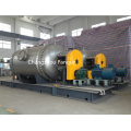 Secador de paletas de acero inoxidable para productos químicos