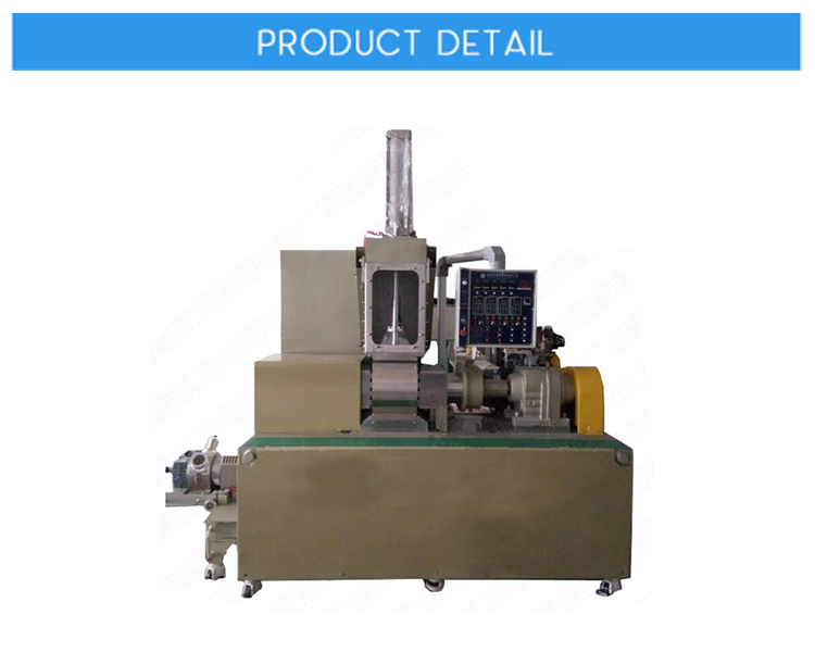 Mixing and Kneading Pelletizing Line