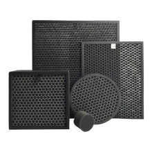 Hepa Filter Customized Panel Honeycomb Active Carbon Filter for Air Purifiers Parts