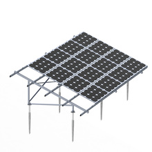 Bodenmontage Solar Panel Montagewinkel PV-Montage