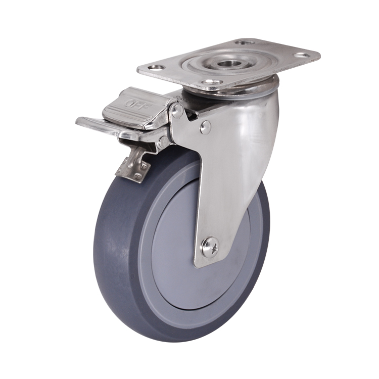 5 Inch Caster With Brake