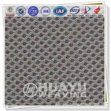 K531, tecido de malha, tecido de malha de altifalante de poliéster