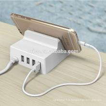 ORICO CHK-4U multi-ports Smart USB Charging Cradle factory