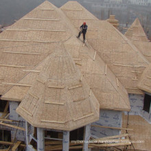 Shandong YUJIE 8mm 12mm 15mm 18mm OSB in construction from china factory