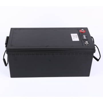 LiFePo4 Lithium Batterie 12v Für Heckklappenparty
