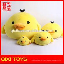 Juguetes calientes del polluelo de la felpa del pascua del juguete de la pascua 2014 de la venta caliente