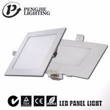 New Design 6W White LED Panel Light (Square)