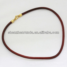 alibaba supplier cheap wholesale leather necklace fashion necklace 2014