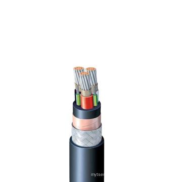 0.6 / 1kv 4 Core XLPE Insulation Tinned Copper Braid Shield VFD Cable