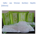 OEM Highly absorbent Cottony Lady Sanitary Pad