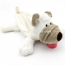 plush dog pencil case stuffed toys school pencil case cute pencil case
