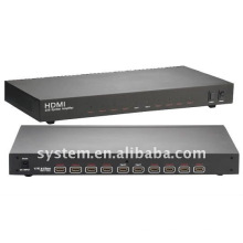 Divisor de amplificador 2x4 HDMI