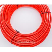 Cable de edificio eléctrico 12 AWG THHN / THWN Alambre de cobre sólido